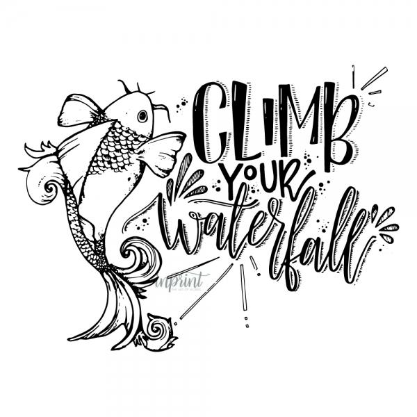 Climb Your Waterfall