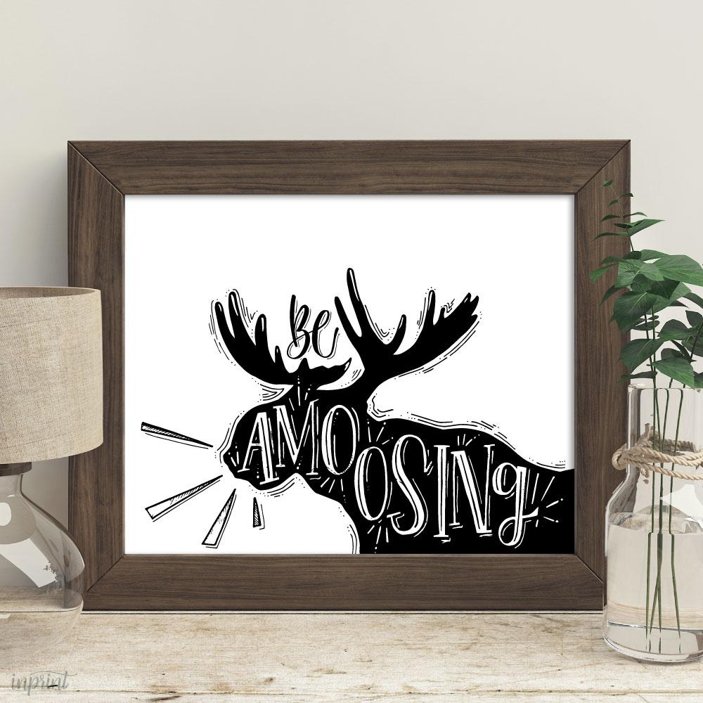 Be Amoosing
