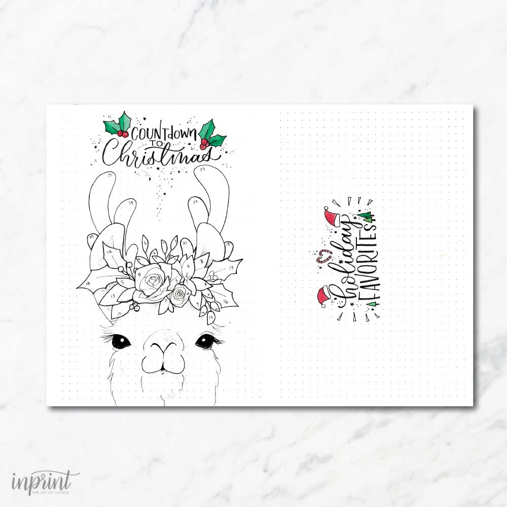 Christmas Setups.Free Christmas Setups Instant Printable